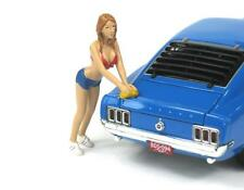 JENNIFER CAR WASH GIRL AMERICAN DIORAMA 23945 1:24 SCALE ACCESSORY FIGURE NEW