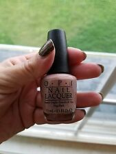 Opi tickle my france-y spring beige pink nail polish