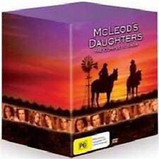 MCLEOD'S DAUGHTERS The Complete Saga SERIES 1 - 8 : NEW DVD