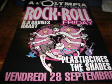 BB BRUNES - PLASTISCINES - PUBLICITE ROCK & ROLL !!!!!!