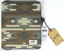 "Vans ""off the wall 'ipad Hard Case Padded camuflaje 