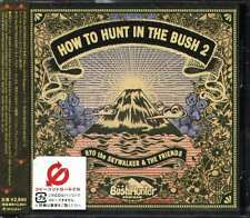 Ryo the Skywalker FRIENDS  Presents How To Hunt In The Bush 2 - Japan CD - NEW
