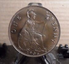 CIRCULATED 1936 1 PENNY UK COIN (91816)1