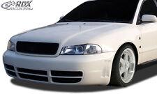 RDX Motorhaubenverlängerung AUDI A4 B5 Metall Böser Blick Haubenverlängerung