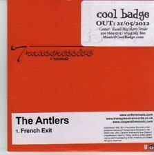 (CW131) The Antlers, French Exit - 2012 DJ CD