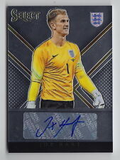 2015 Select Soccer Joe Hart Select Signatures Auto (08/69)