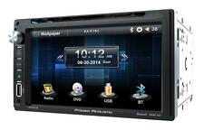 "Power Acoustik PD-651B DVD/CD/MP3 Player 6.5"" Touchscreen Bluetooth Front USB"