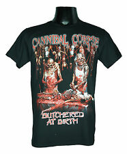 Cannibal Corpse Large Size L New! T-Shirt (Butchered At Birth) 678