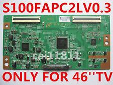 Original T-Con Board S100FAPC2LV0.3  LN46E550F6FXZA LJ94-15936J For 46''TV 46 ''