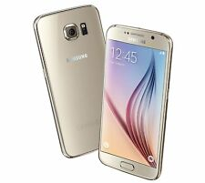 Samsung Galaxy S6 SM-G920A - 32GB - Gold AT&T Unlocked GSM Network