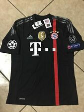 Germany bayern Munich Robben S M L XL  jersey original Adidas  football shirt