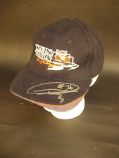 Autographed Dan Wheldon Klein Tools Racing Cap by Legend OSFA