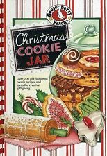 Seasonal Cookbook Collection: Christmas Cookie Jar by Gooseberry Patch (2008, Ha