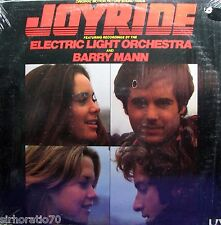 JOYRIDE Soundtrack LP - ELO - Electric Light Orchestra
