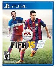 FIFA 15 (Sony PlayStation 4, 2014) Pre-Owned