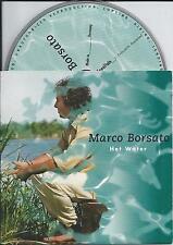 MARCO BORSATO - het water CD SINGLE 2TR CARDSLEEVE 1998 HOLLAND