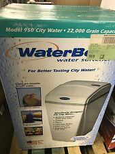 WaterBoss City Water Softener - 22,000 Grain Capacity, Model# 950