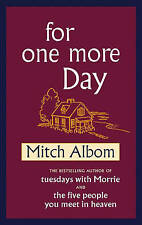 For One More Day by Mitch Albom (Hardback) New Book