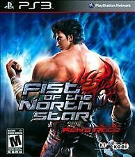 FIST OF THE NORTH STAR KENS RAGE PS3! FIGHT, BATTLE BRUTAL MARTIAL ARTS ACTION!
