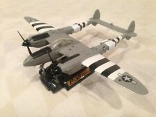 P-38 Lightning WW2 Plane Collectible 1:60 Diecast, Stand Technical Specification