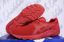 ASICS GEL KAYANO TRAINER SZ 13 MONOTONE PACK MONO RED H6M4N 2525
