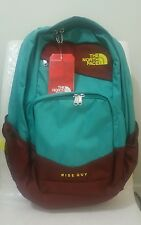 North Face Wise Guy Backpack  (Brine Green/Sulphur Green)