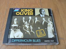 King Oliver - Dippermouth Blues - His 25 greatest - ASV 1996