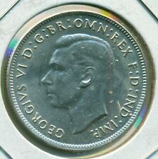 1943 AUSTRALIA FLORIN, CHOICE BRILLIANT UNCIRCULATED, GREAT PRICE!