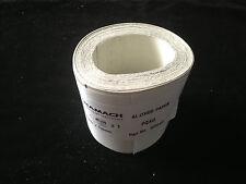 Hamach Schleifpapier-Rolle 115 mm x 23m - P240