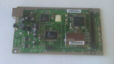 Ubicom IP2022/PQ80-160 based PCB with POE and min PCI RF module included