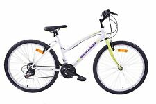 "LADIES 26"" WHEEL MTB TYPE BIKE 21 SPEED 18"" FRAME CRAZY LOW JAN SALE PRICE NEW"