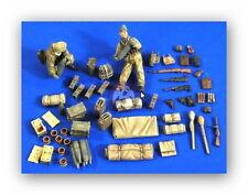 Verlinden 1/35 VP 2707 für die Grille , Zubehör-Munition und 2 Figuren