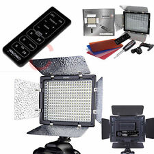 YongNuo YN-300 II LED Video Light For Canon Nikon Olympus Camera 3200K- 5500K