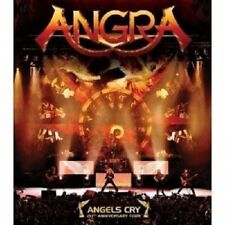 ANGRA - ANGELS CRY - 20TH ANNIVERSARY TOUR  BLU-RAY NEW+