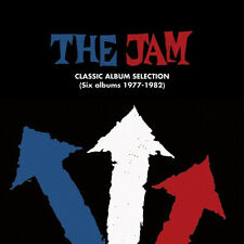 THE JAM - CLASSIC ALBUM SELECTION - SIX ALBUMS 1977-1982 - NEUF NEW NEU
