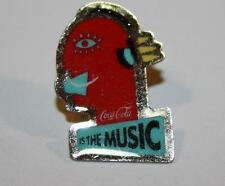 Coca Cola - Is the Music PIN