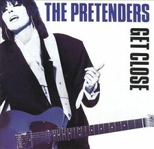 Pretenders: Get Close  Audio Cassette