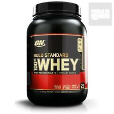 Optimum Nutrition ON Gold Standard 100% Whey Protein Powder Drink Chocolate 2Lb