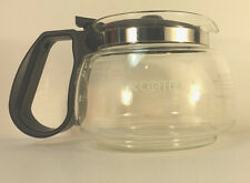 Mr Coffee 4 Cup Black Replacement Carafe Model Y136TI