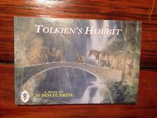 Tolkien's Hobbit A Book Of 20 Postcards 1997 From London