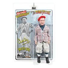The Three Stooges Mego Style 8 Inch Action Figures: Three Little Beers Curly