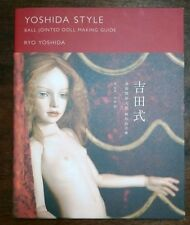 RYO YOSHIDA STYLE Ball Jointed Doll Making Guide Book BJD Japan F/S Track#
