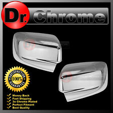 09-15 Dodge Ram without Turn Light Chrome plated Full ABS Mirror Cover a pair