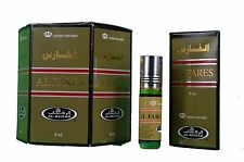 Al Fares 6ml (box of 6) Al Rehab Perfume Oil/Attar/Ittar