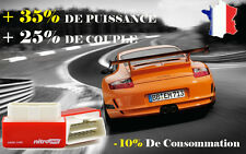 BOITIER ADDITIONNEL CHIP BOX PUCE OBD TUNING FIAT QUBO 1.4 HDi 70 CV