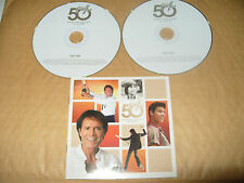 Cliff Richard - 50th Anniversary Album (2008) 2 cd 50 tracks