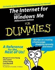 The Internet for Microsoft Windows Me Millennium Edition for Dummies