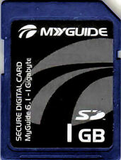 1GB  MYGUIDE  SD  MEMORY  CARD