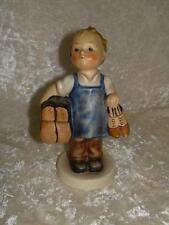 """Vintage Hummel Figurine, """"Boots"""", TMK-3, 143/0, 5"""""""