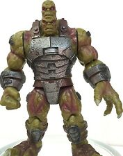 "Marvel Legends Incredible Hulk Movie BI-BEAST 6"" inch Action Figure~ 2008 HASBRO"
